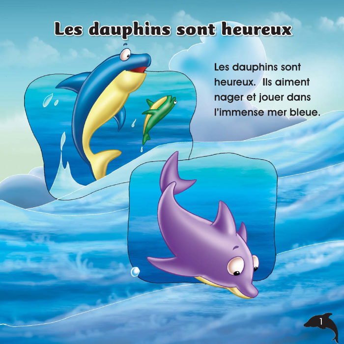 Specimens Les dauphins