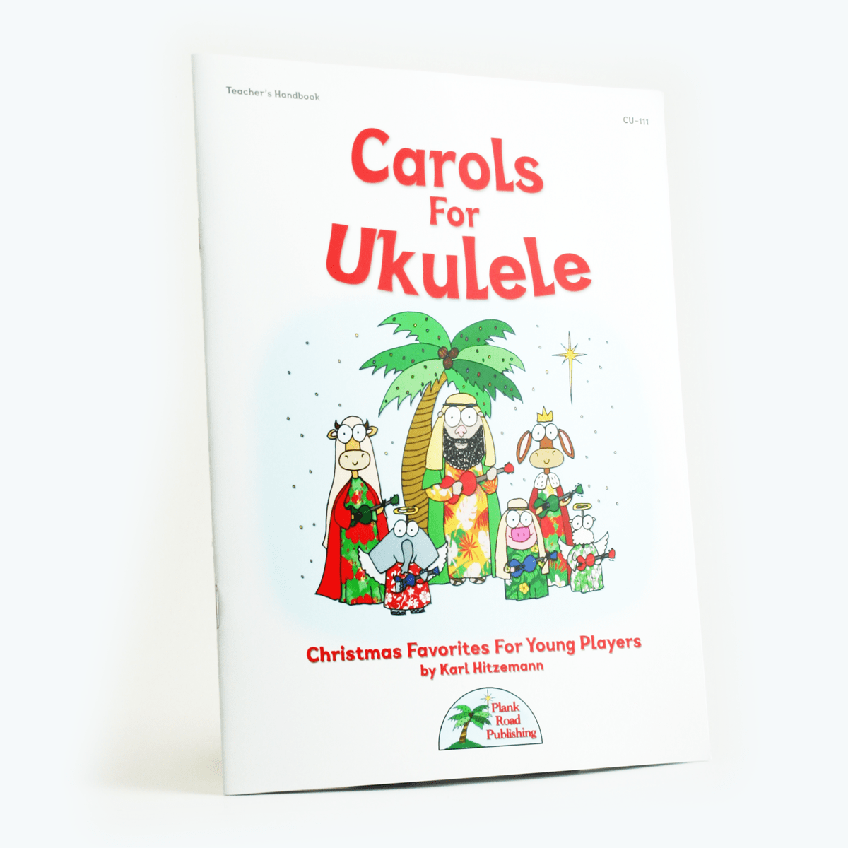 Carols for Ukulele