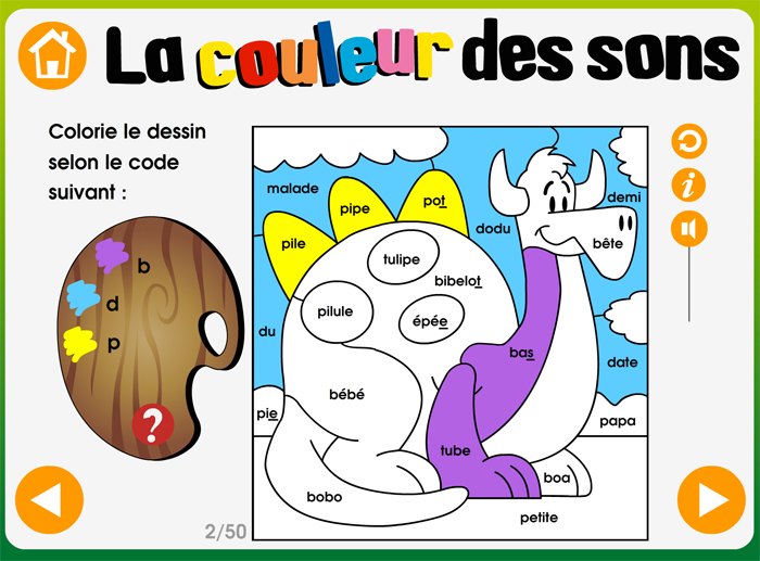 Specimens La couleur des sons 1