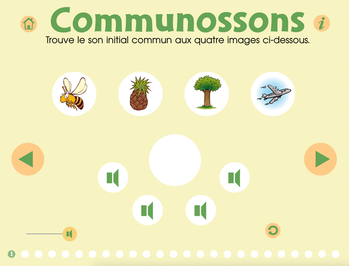 Specimens Communossons
