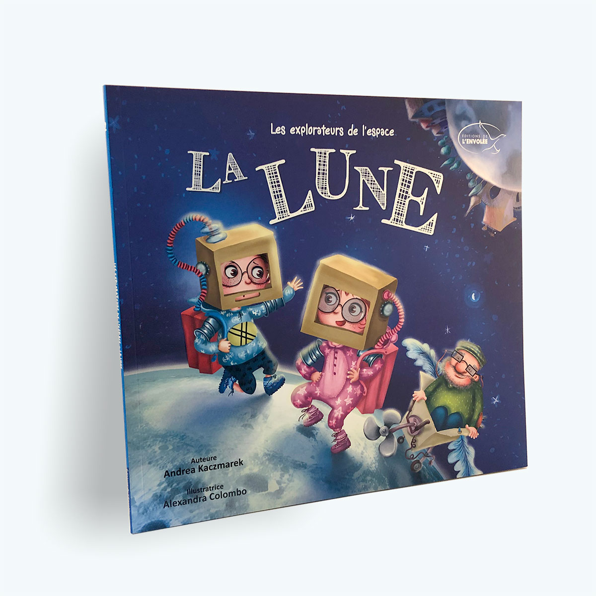 Collection Les explorateurs de l'espace - La Lune