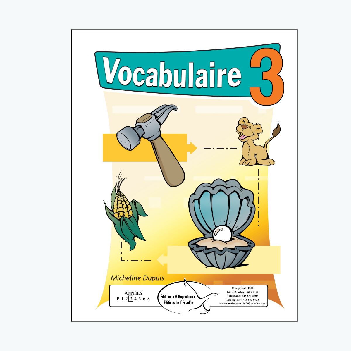 Vocabulaire 3 - en PDF