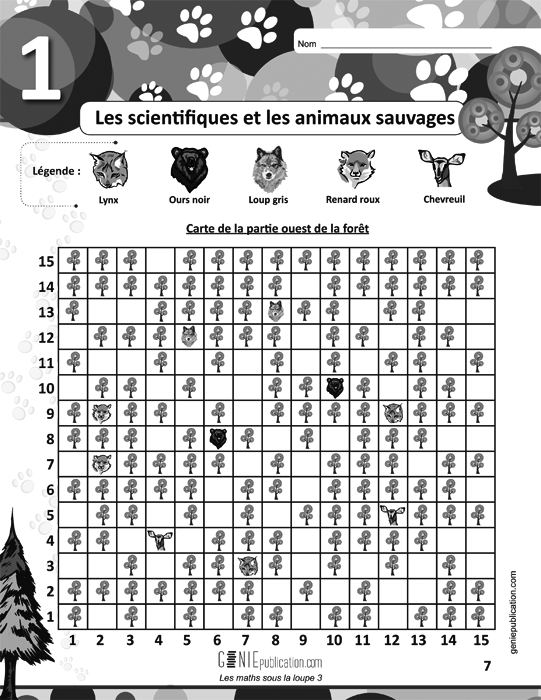 Specimens Les maths sous la loupe 3