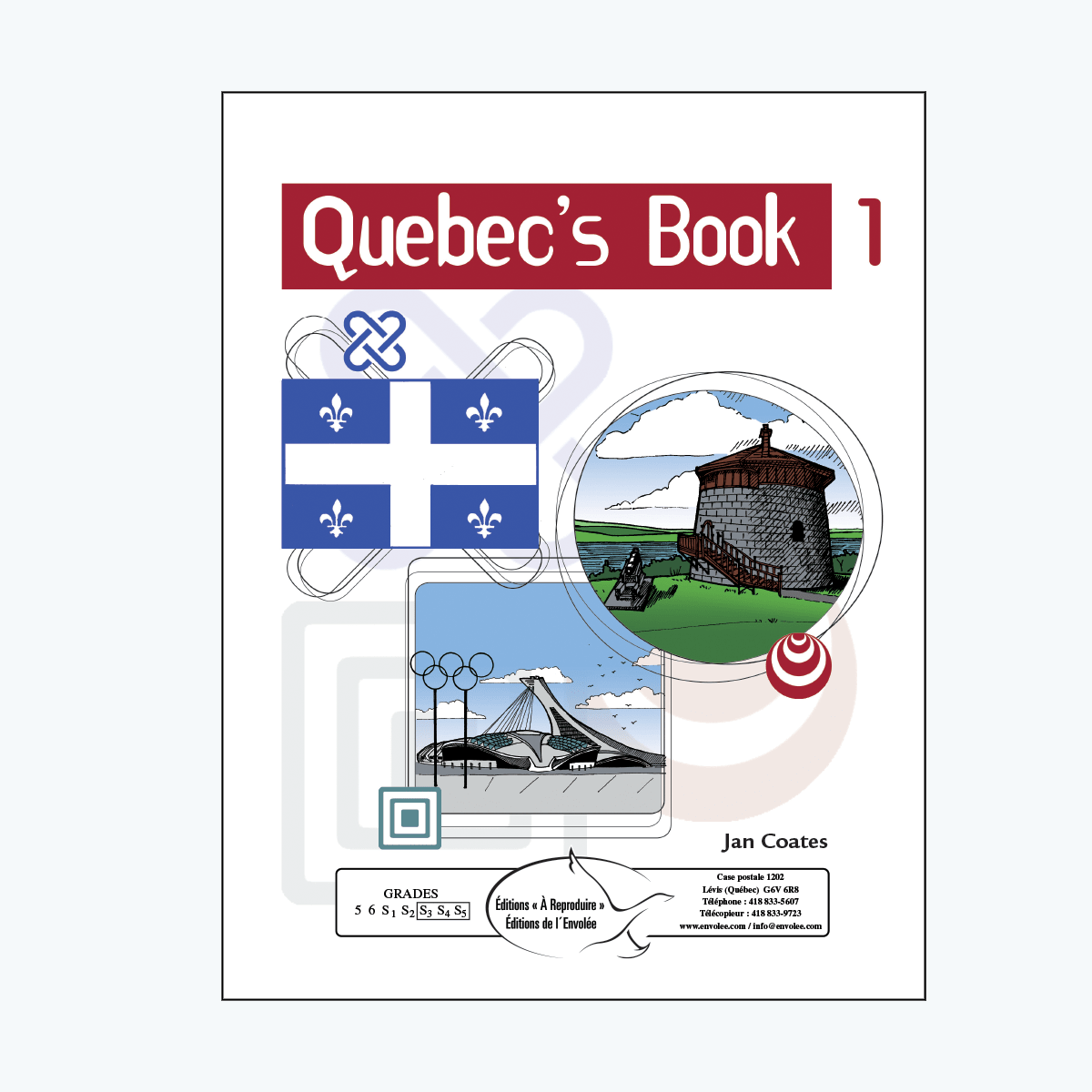 Quebec's Book 1