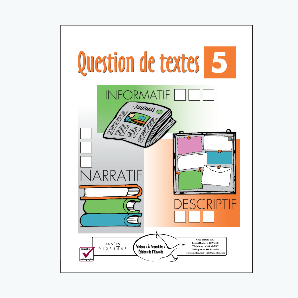 Question de textes 5