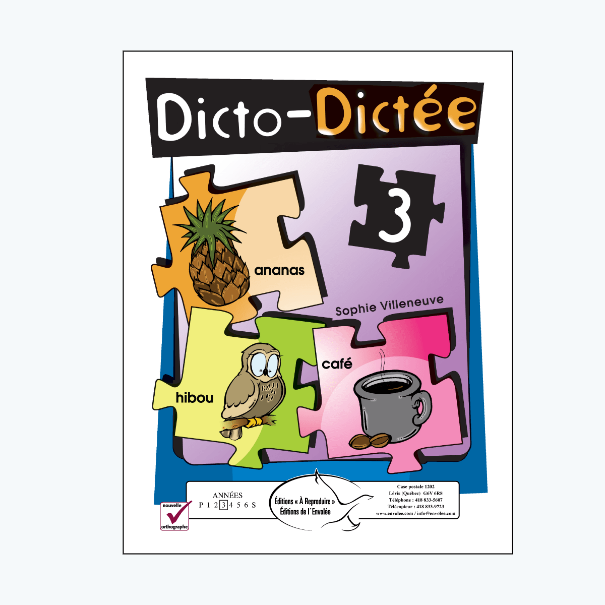 Dicto-Dictée 3