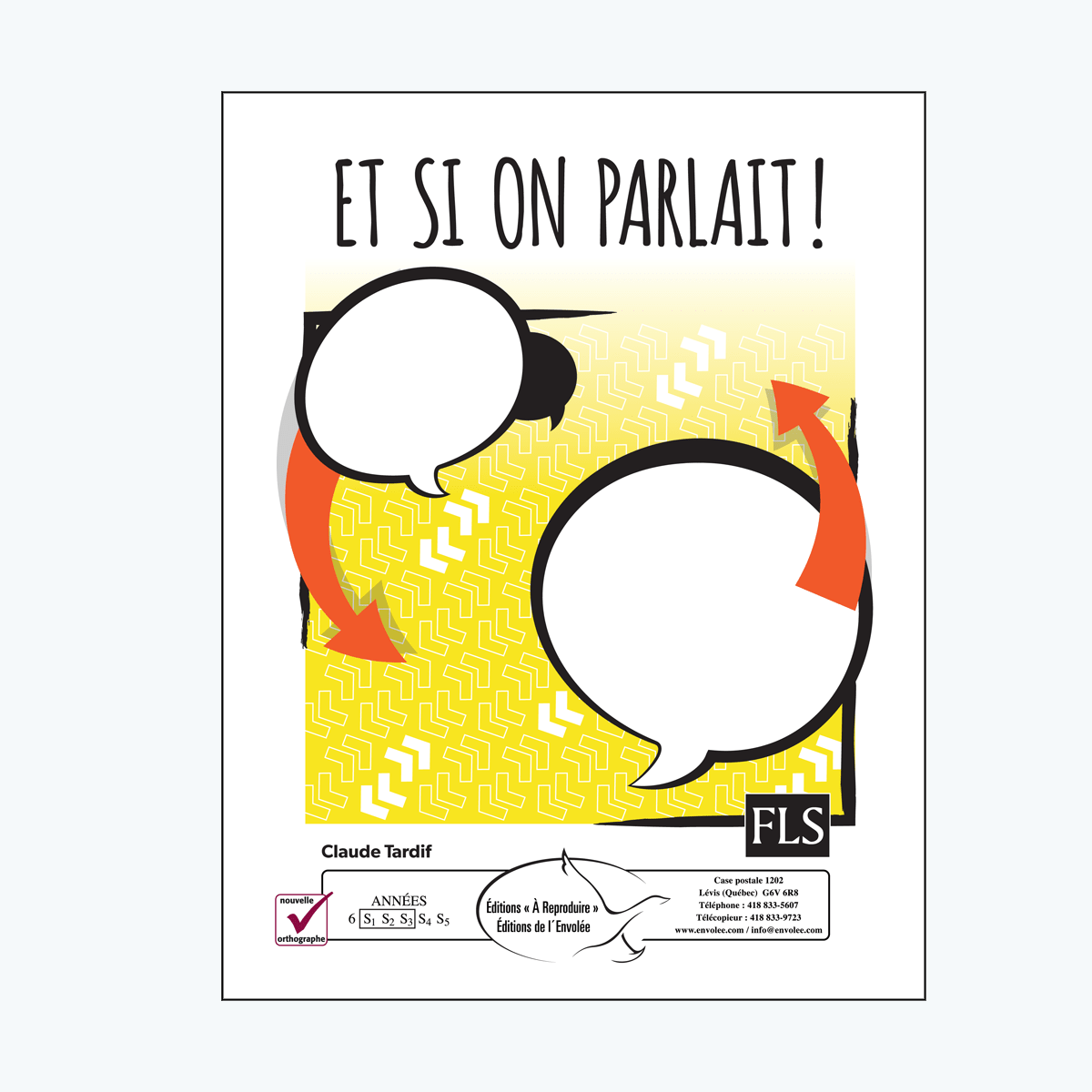 Et si on parlait !