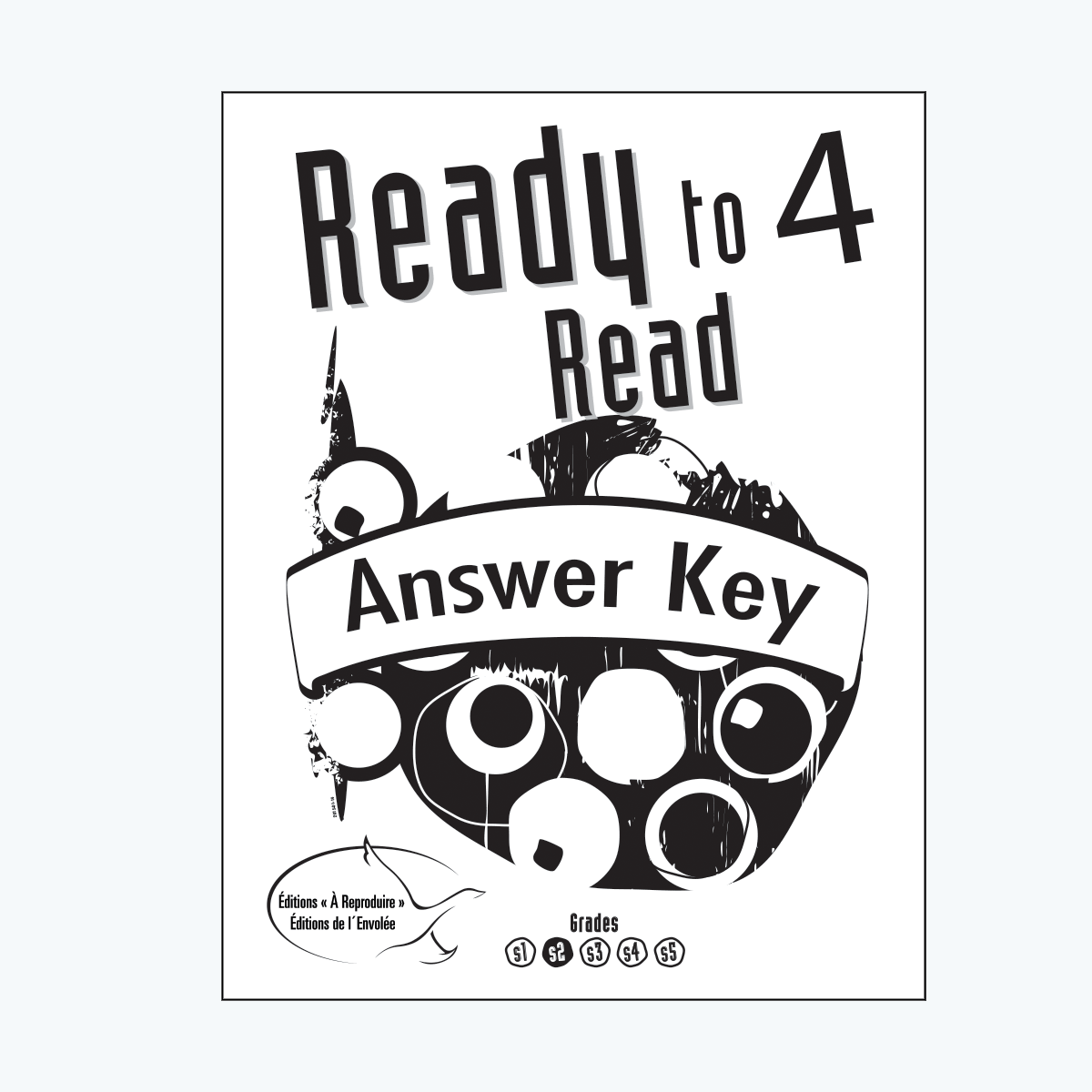 Ready to Read 4