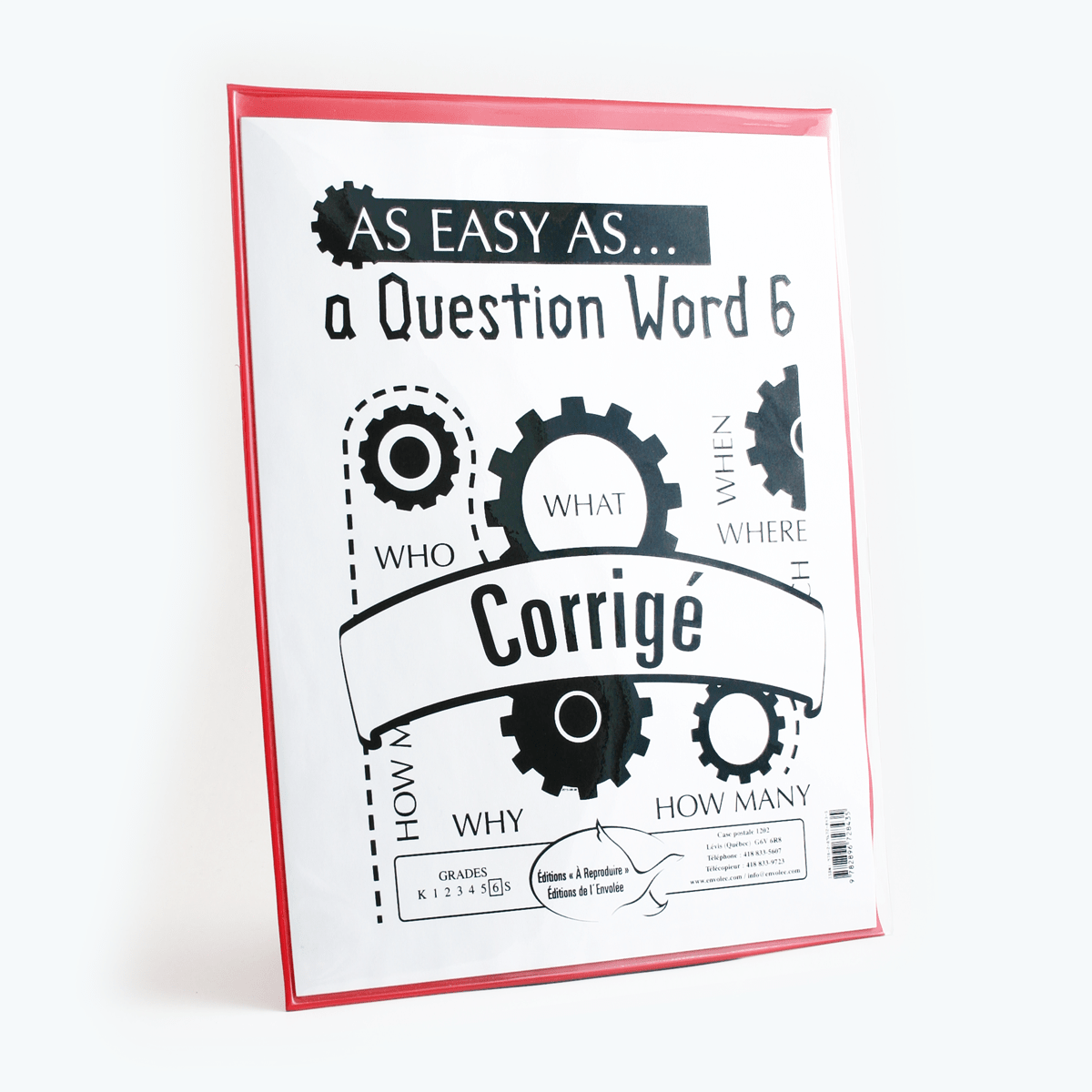 As Easy as... a Question Word 6