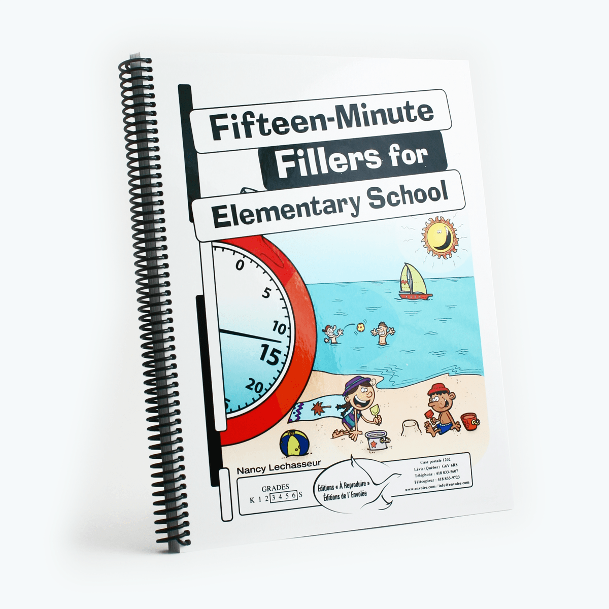 Fifteen-Minute Fillers for Elementary School