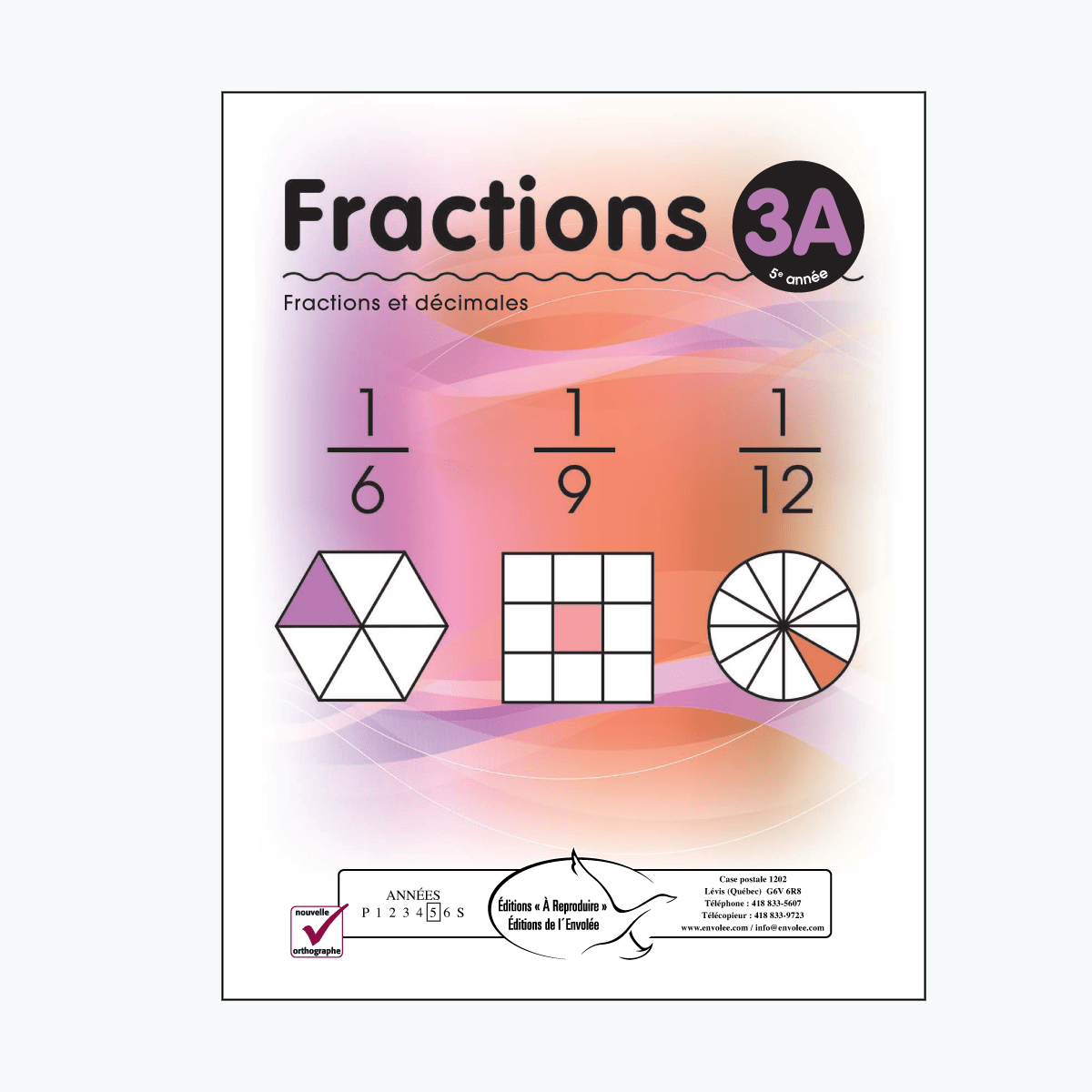 Fractions 3A