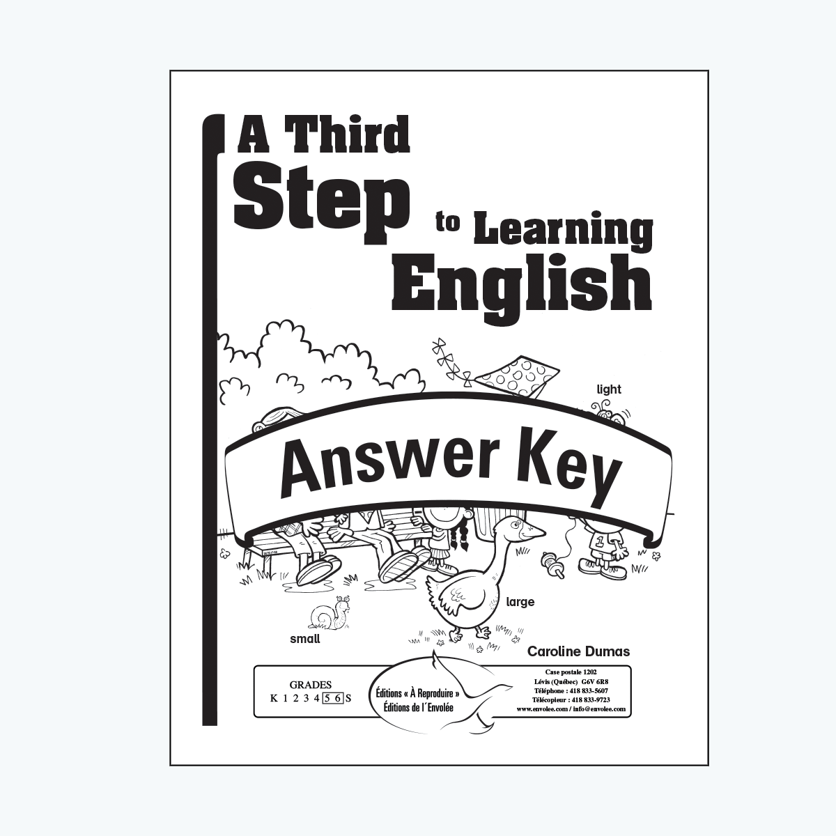 A Third Step to Learning English