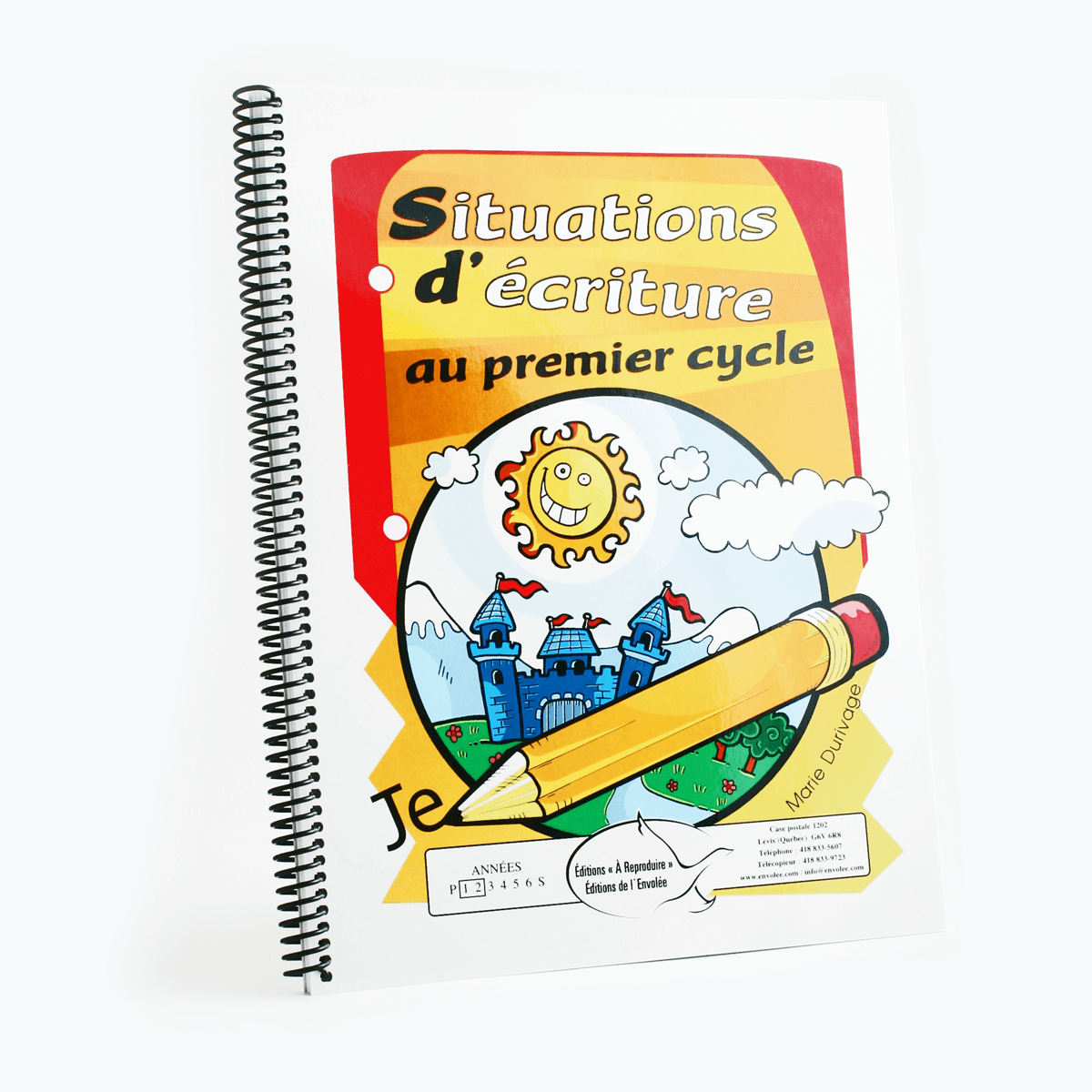 Situations d'écriture au premier cycle