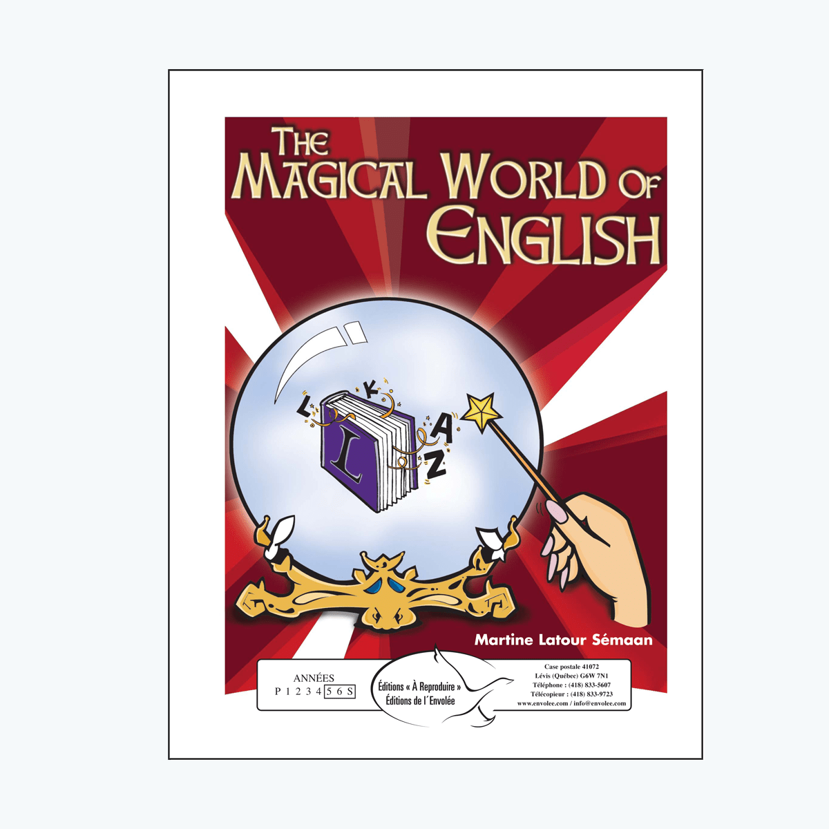 The Magical World of English