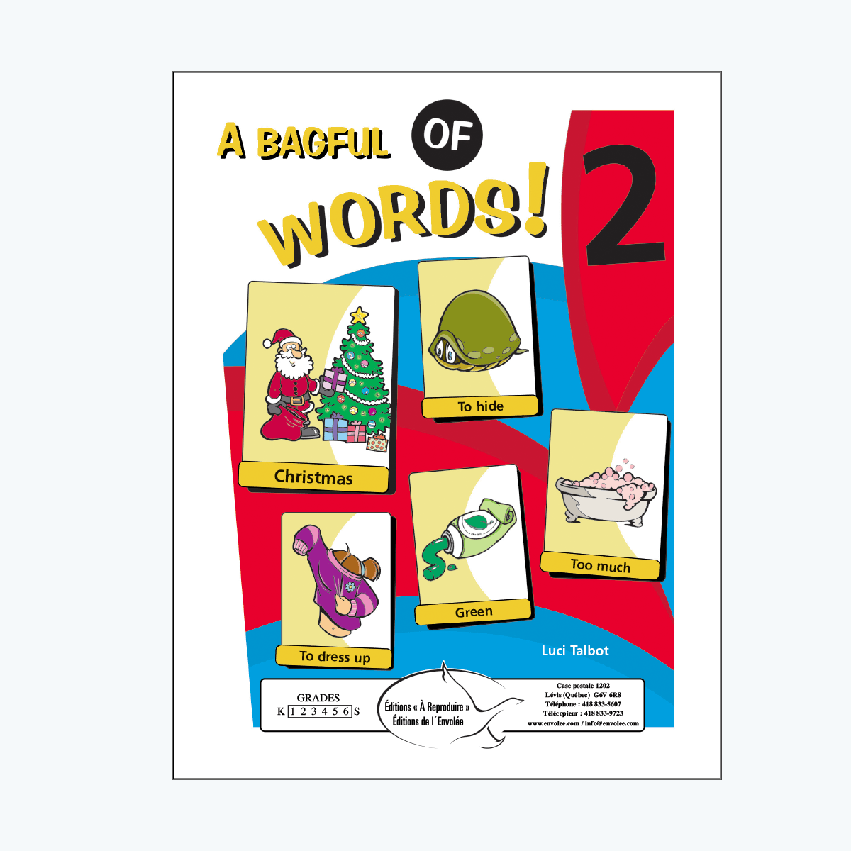 A Bagful of Words! volume 2
