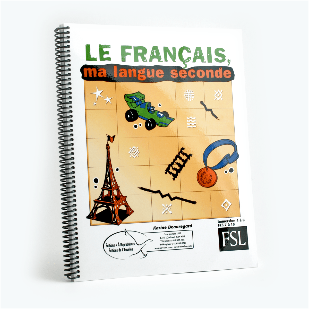 Le français, ma langue seconde
