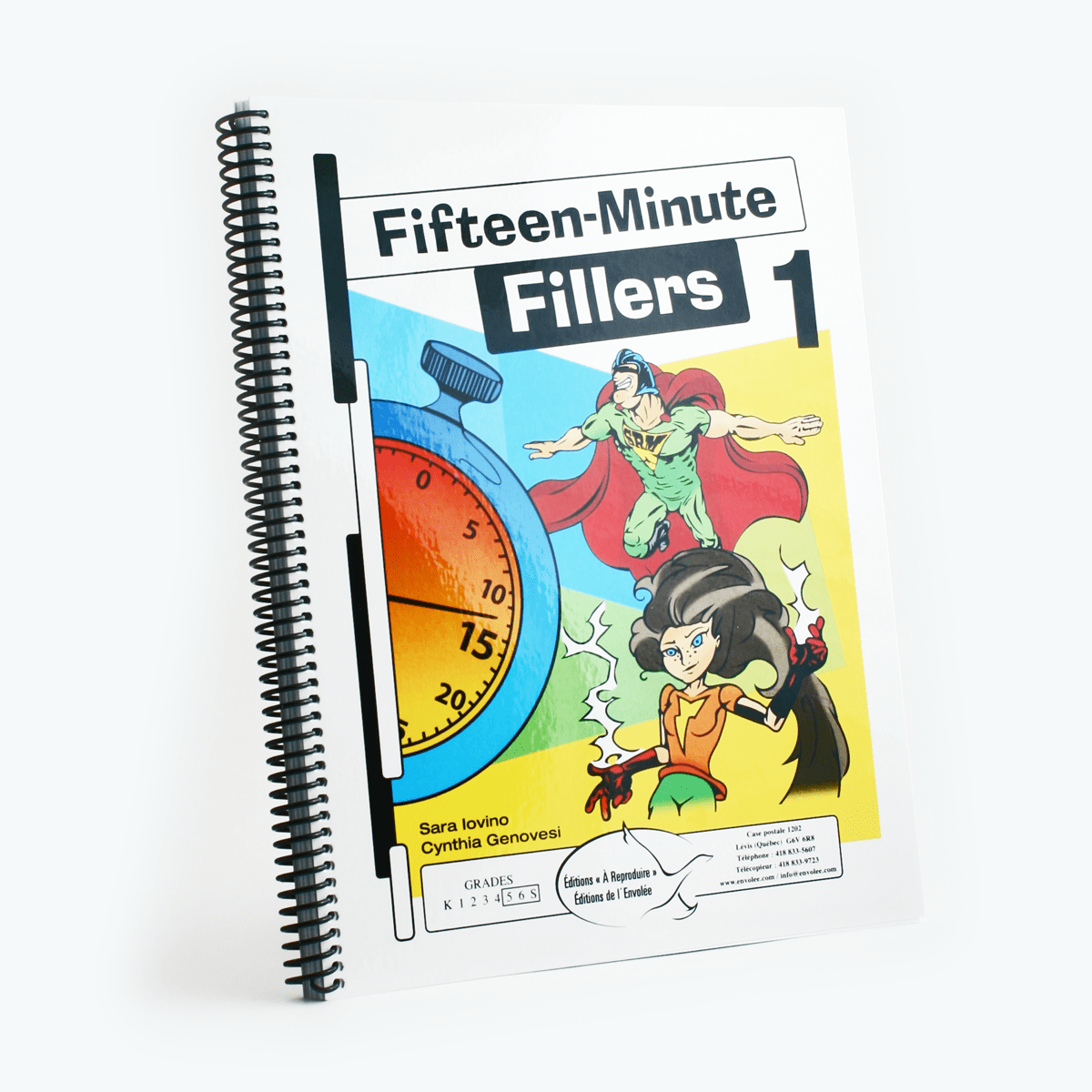 Fifteen-Minute Fillers 1