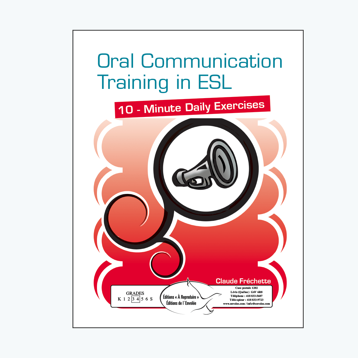 Oral Communication Training in ESL