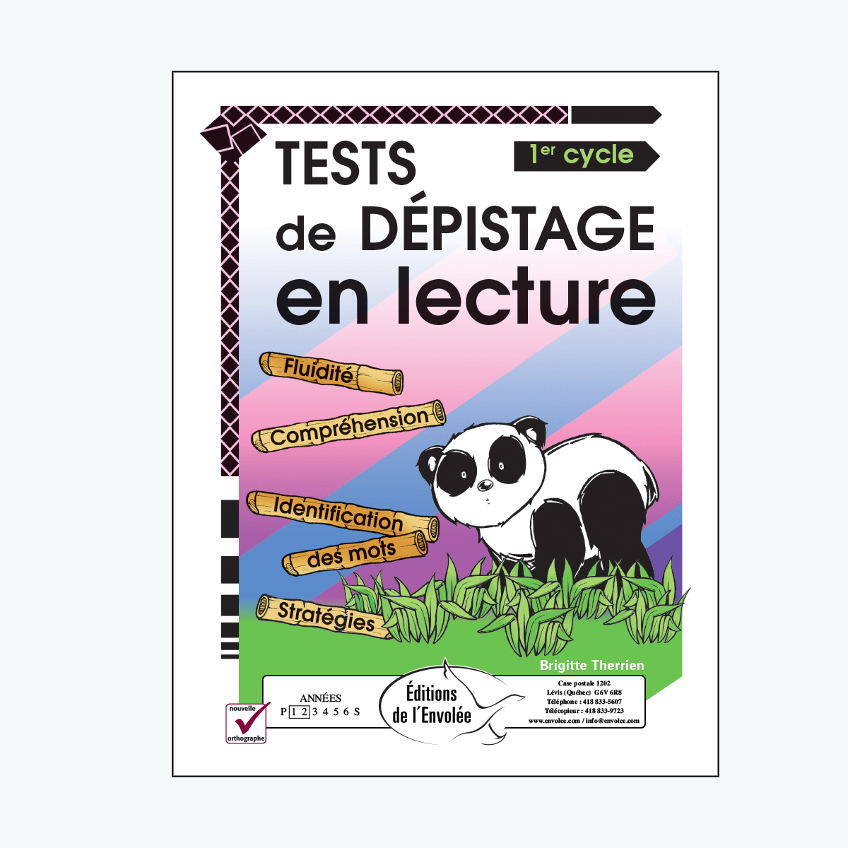 Tests de dépistage en lecture - 1er cycle
