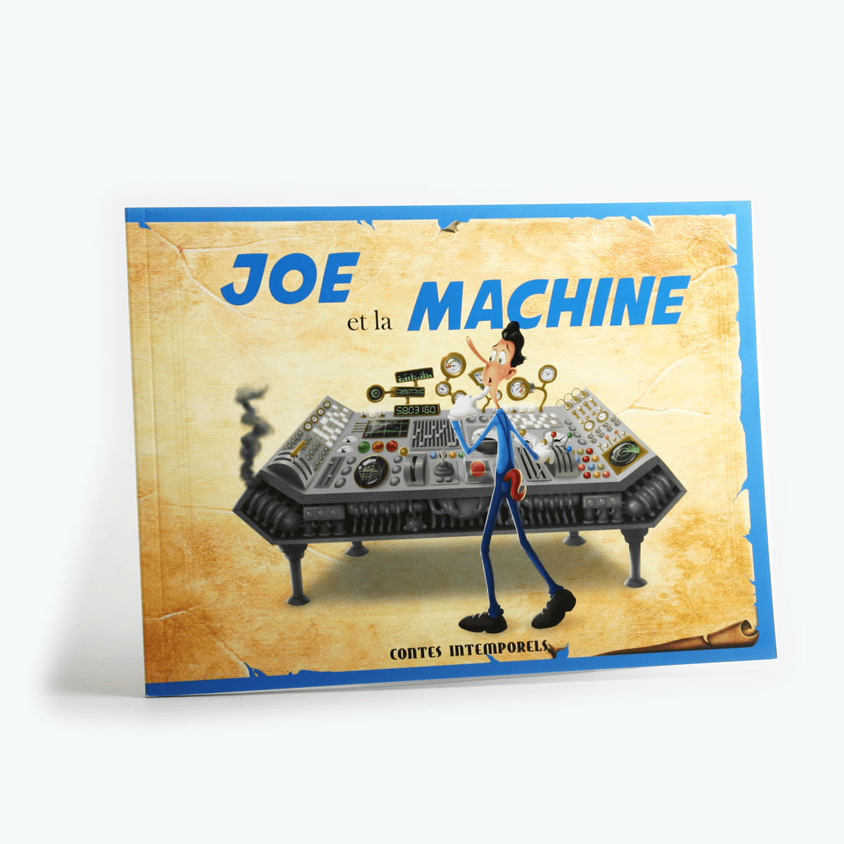 Joe et la machine