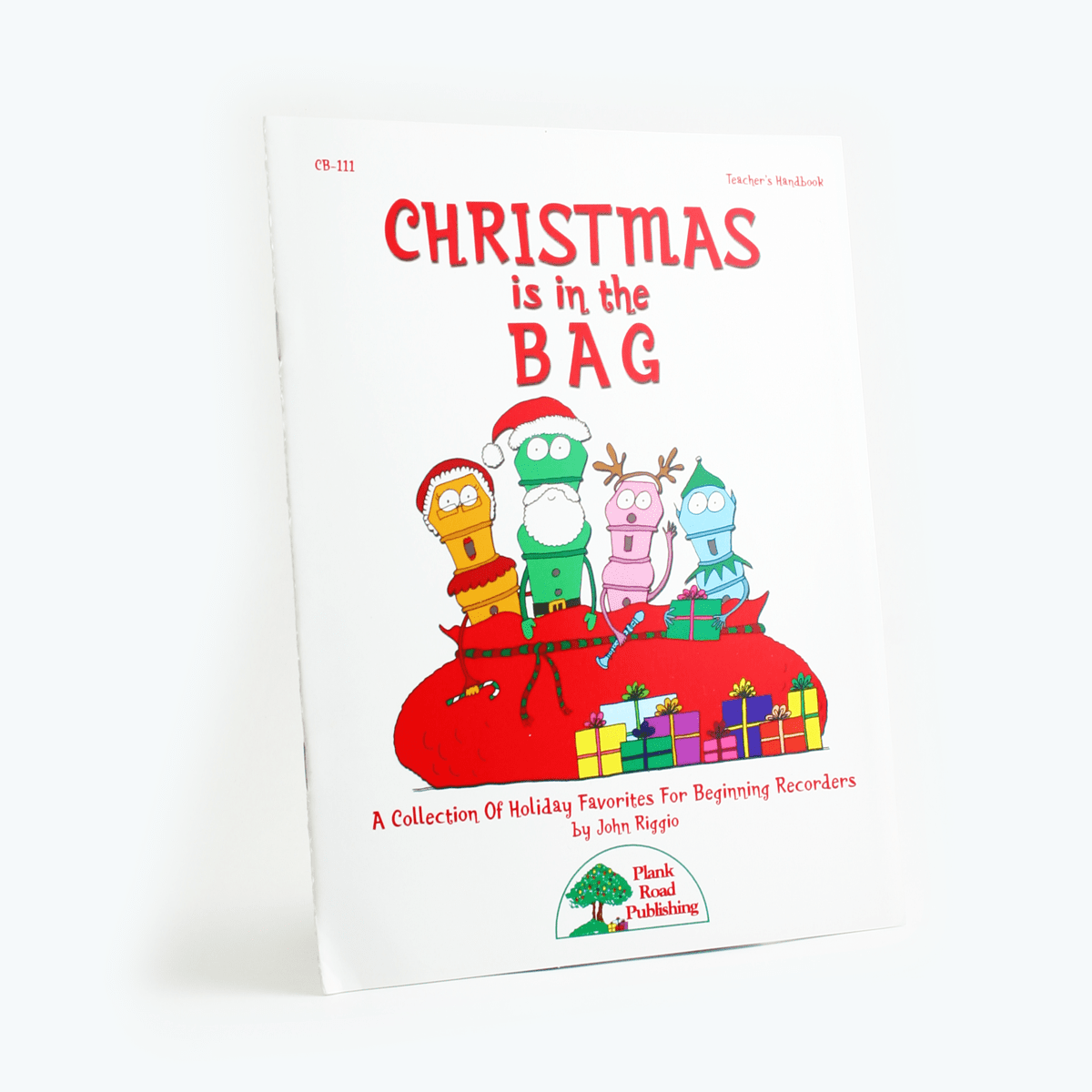 Christmas is in the BAG