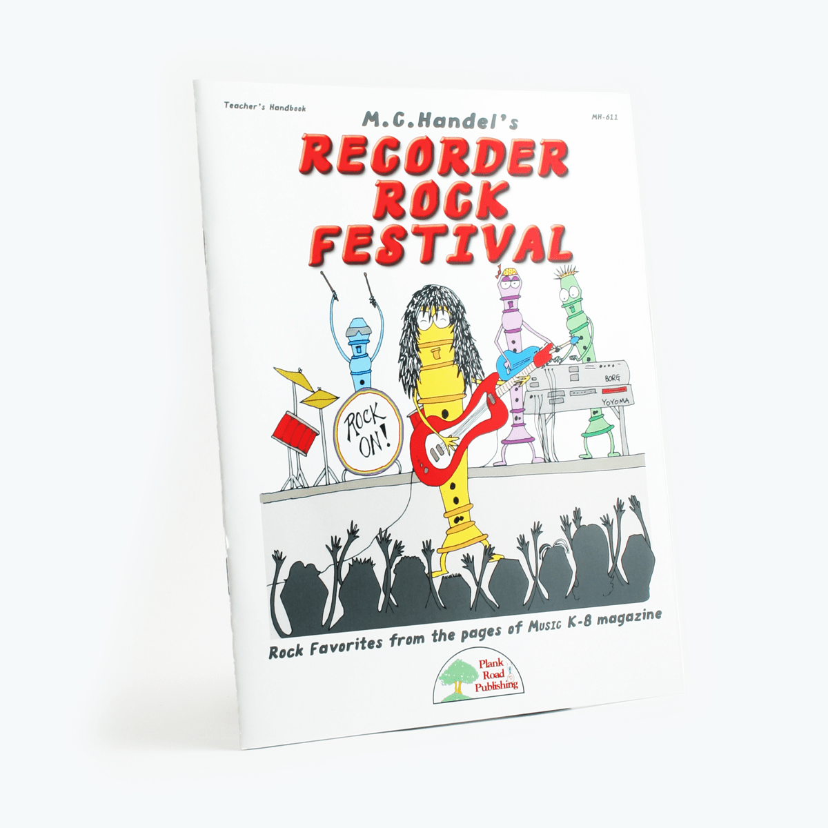 Recorder Rock Festival