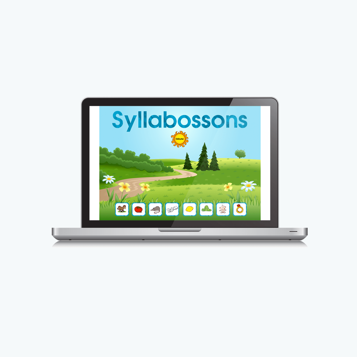 Syllabossons - Application TNI