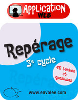 Repérage 3e cycle - App. Web