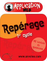 Repérage 1er cycle - Web Application
