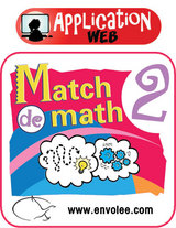 Match de math 2 - Web Application