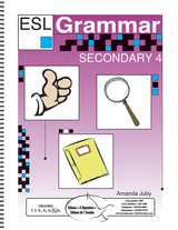ESL Grammar Secondary 4