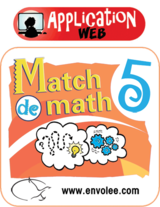 Match de math 5 - Web Application