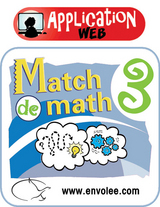 Match de math 3 - Web Application