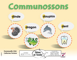 Communossons – Jeu de table