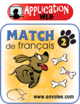 Match de français 2 - Web Application