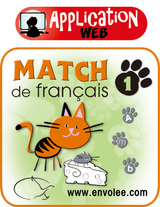 Match de français 1 - Web Application