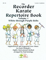 Recorder Karate Repertoire Book, vol.1