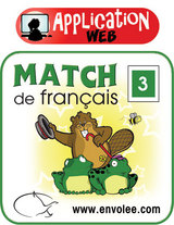 Match de français 3 - Web Application