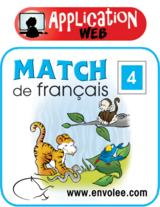 Match de français 4 - Web Application