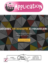 Accords, orthographe et vocabulaire