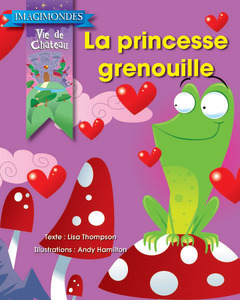 Collection Imagimondes - La princesse grenouille