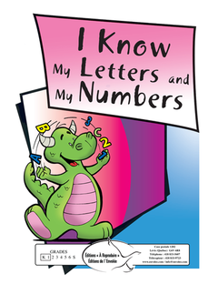 I Know My Letters and My Numbers - en PDF