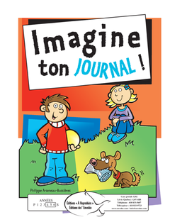 Imagine ton JOURNAL !  - en PDF