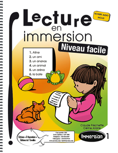Lecture en immersion - Niveau facile