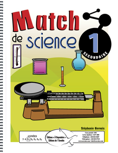 Match de science 1