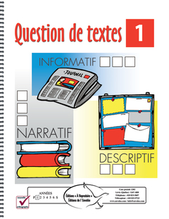 Question de textes 1