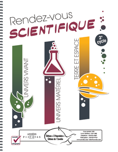 Rendez-vous scientifique 2e cycle