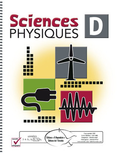 Sciences physique D