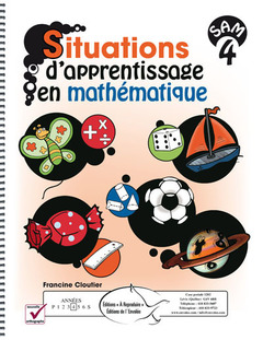 Situations d'apprentissage en mathématique 4