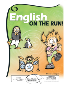 English on the Run!  - en PDF